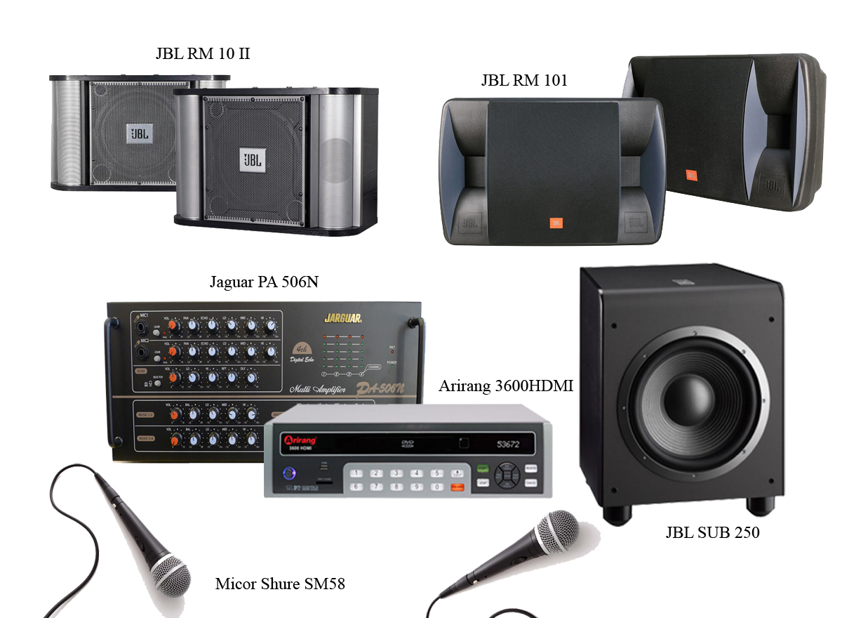 Những lưu ý khi lựa chọn dàn âm thanh hiện đại, chất lượng cao