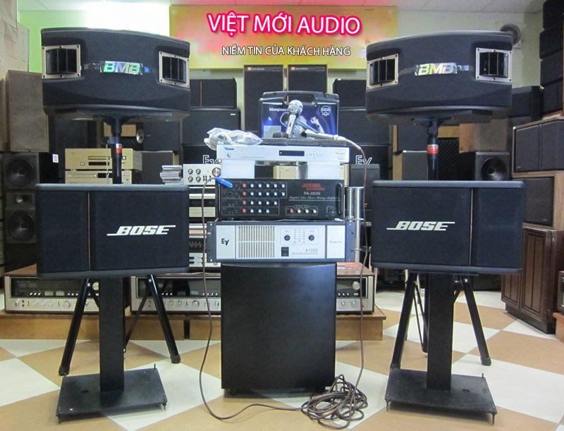 Dàn karaoke kinh doanh cao cấp VMC 02