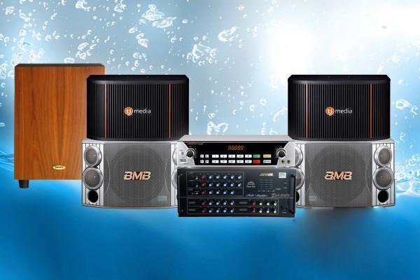 Loa BMB CSX 850SE về hát karaoke gia đình ngày Tết | Việt Mới Audio