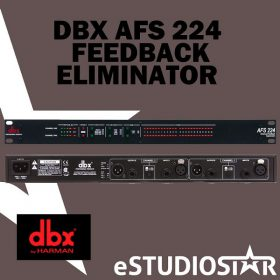 Bộ chống hú FeedBack DBX AFS 224