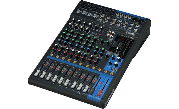 Mixer Yamaha MG12XU cho dàn âm thanh đám cưới