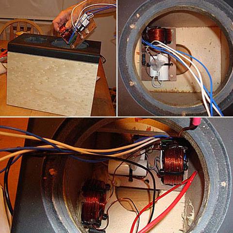 Hệ thống phân tần và bass loa