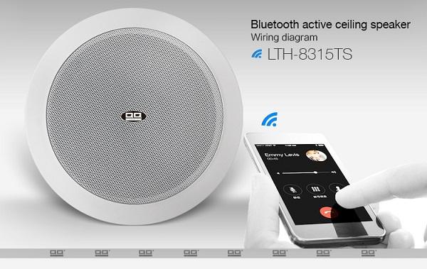 Loa âm trần Bluetooth LTH-8315TS