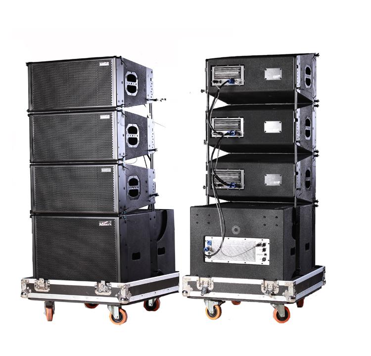 Việt Mới cung cấp loa array Bass 25 chính hãng tại Hà Nội