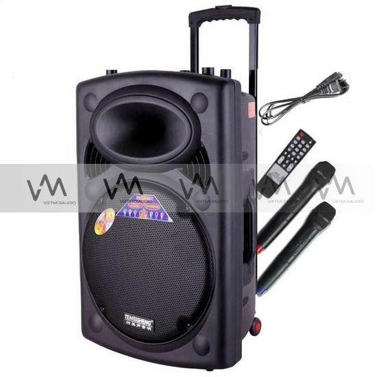 Cách chỉnh âm thanh karaoke loa kéo hay không thể bỏ qua