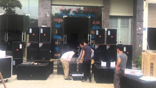 Loa sân khấu nhập khẩu tại Việt Mới