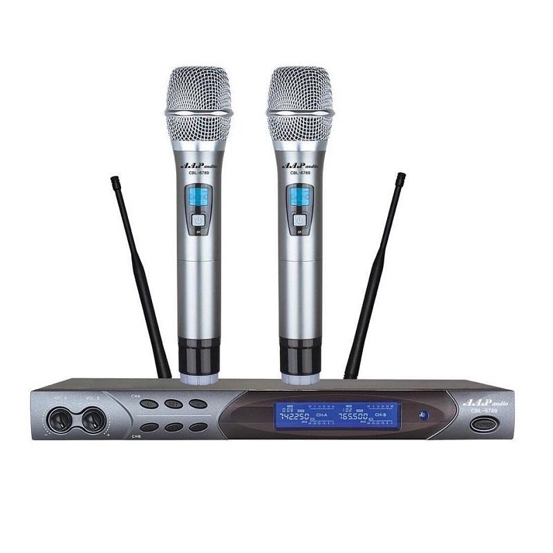 [Không dây] Micro AAP CBL-6789