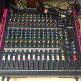 Bàn mixer Allen heath MG12CX USB