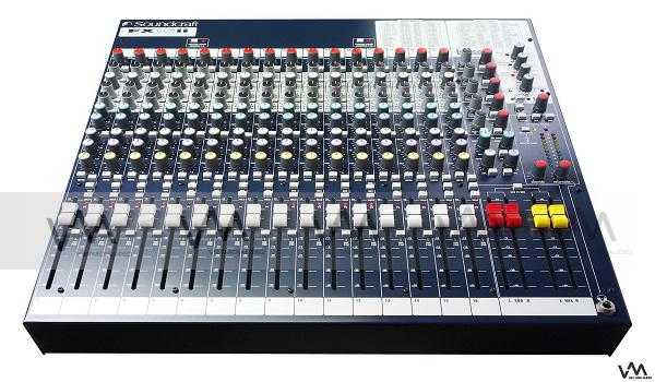 Hướng dẫn sử dụng bàn mixer cơ bản