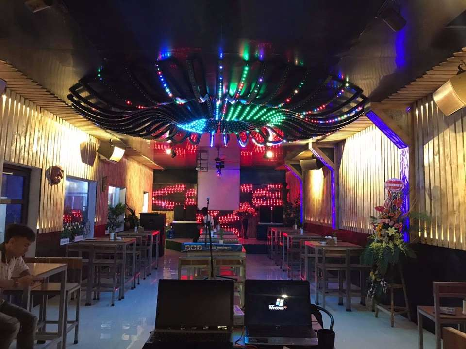 Dự án lắp đặt dàn âm thanh phòng trà tại Hà Đông, Hà Nội