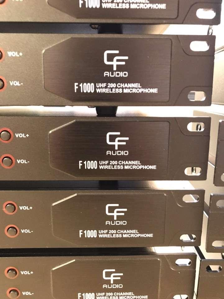 Đầu thu micro CF F1000
