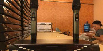 Micro không dây CF F2000