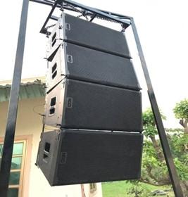 Loa Array Nexo AR115 sử dụng trong dàn âm thanh đám cưới chất lượng DC VM132